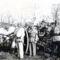 M Szentpéteri tűzoltók Császárréten 1945-1950