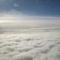 repülőgépről a napkelte