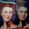 Thomas Gainsborough  festménye után