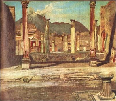 A régi Pompeii