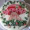 Eperke,epres -tejszínes torta