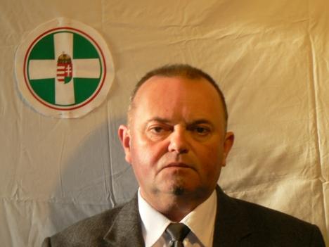Kőműves Géza-Nádori Szövetség elnöke-nádorhelyettes