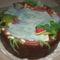 krokodilos torta