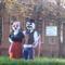 rozi+miska :) tefe -szüreti bálra készült embernagyságú bábúk   :)