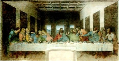 Leonardo : Utolsó vacsora