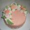 rózsacsokor torta