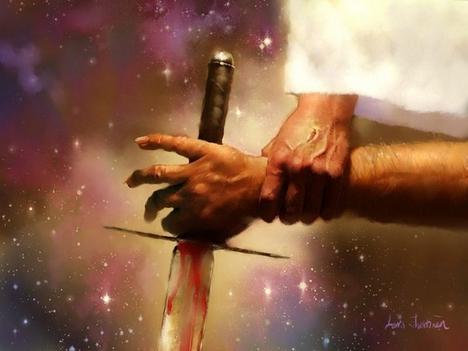 Aki kardot fog, kard által vész el