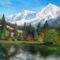 Nyár az Alpokban