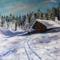 Tél az Alpokban
